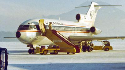 TF-FIE - Boeing 727-108C - Icelandair