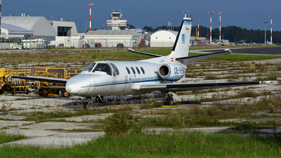 OE-FHW - Cessna 501 Citation SP - Daedalos Flugbetriebs