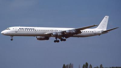 C-GMXB - Douglas DC-8-61 - Air France (Nationair Canada)