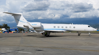 N588AT - Gulfstream G-V - Private