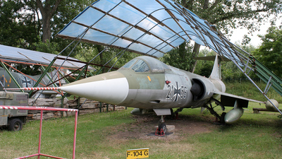 21-56 - Lockheed F-104G Starfighter - Germany - Air Force