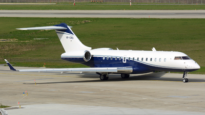 VP-CBD - Bombardier BD-700-1A10 Global 6000 - Private