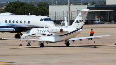 N95FP - Cessna 525C CitationJet 4 - Private