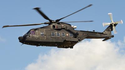 A picture of MM81868 - AgustaWestland HH101A Caesar -  - © Daniel Veronesi - RomeAviationSpotters