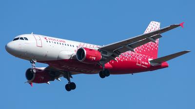 A picture of VQBBA - Airbus A319111 - Rossiya - © Aleksandr Alekhichev