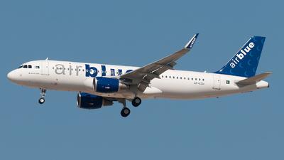 AP-EDH - Airbus A320-214 - AirBlue