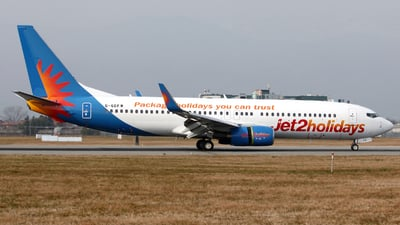 A picture of GGDFW - Boeing 7378K5 - Jet2 - © Muccapazza75 - Leone Roberto