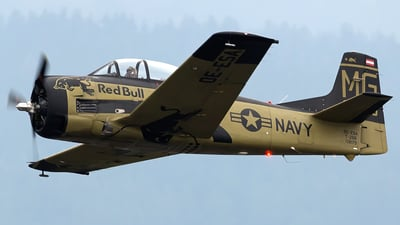 OE-ESA - North American T-28B Trojan - The Flying Bulls