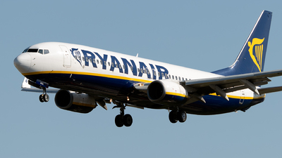 A picture of EIDWA - Boeing 7378AS - Ryanair - © Rui Marques
