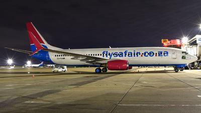 ZS-FGD - Boeing 737-8EH - FlySafair