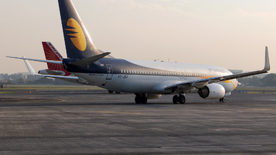 VT-JBJ - Boeing 737-85R - Jet Airways