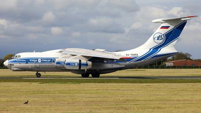 RA-76592 - Ilyushin IL-76MD - Russia - Air Force