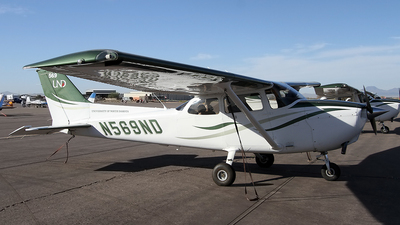 N569ND - Cessna 172S Skyhawk - University Of North Dakota