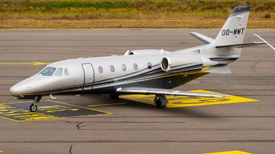 OO-MMT - Cessna 560XL Citation Excel - Air Service Liège (ASL)