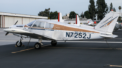 N7252J - Piper PA-28-140 Cherokee - Private
