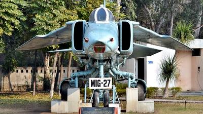 TS541 - Mikoyan-Gurevich MiG-27ML Bahadur - India - Air Force