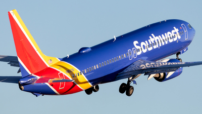 N8533S - Boeing 737-8H4 - Southwest Airlines