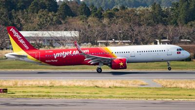 VN-A653 - Airbus A321-271N - VietJet Air
