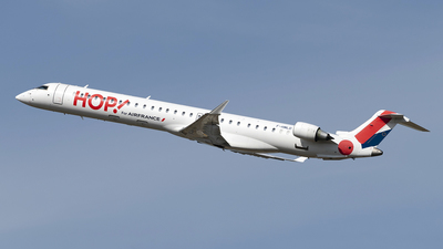F-HMLD - Bombardier CRJ-1000EL - HOP! for Air France