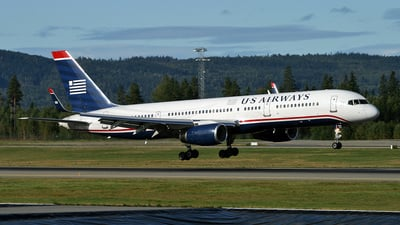 N201UU - Boeing 757-2B7 - US Airways