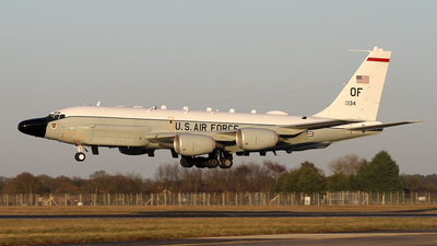 62-4134 - Boeing RC-135W Rivet Joint - United States - US Air Force (USAF)
