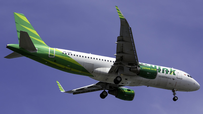A picture of PKGQS - Airbus A320214 - Citilink - © Yanuar Dwi Nugroho