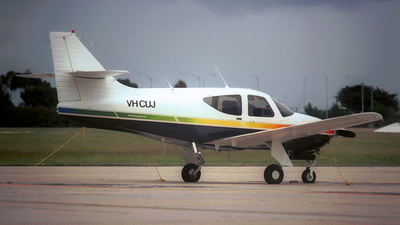 A picture of VHCUJ - Rockwell 114 Commander - [14107] - © George Canciani