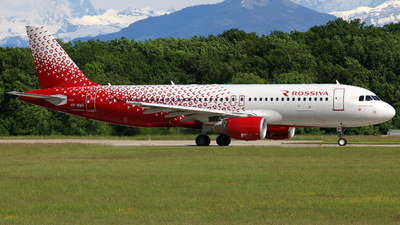 A picture of VPBWH - Airbus A320214 - Rossiya - © Panagiotis Kardaras