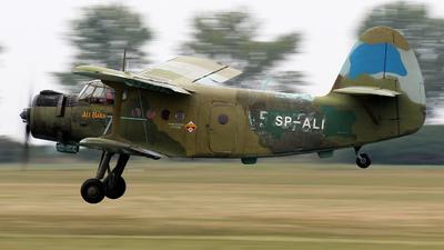 SP-ALI - Antonov An-2 - Private