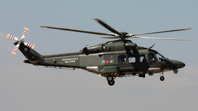 15-41 - Agusta-Westland HH-139A - Italy - Air Force
