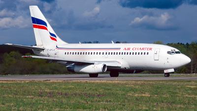 F-GFLV - Boeing 737-2K5(Adv) - Air Charter