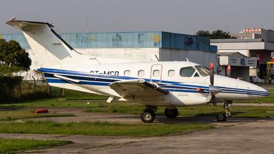 PT-MCD - Embraer EMB-121 Xingú - Private