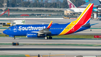 N469WN - Boeing 737-7H4 - Southwest Airlines