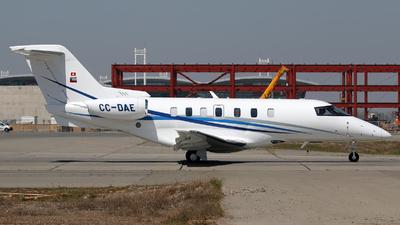 CC-DAE - Pilatus PC-24 - Private