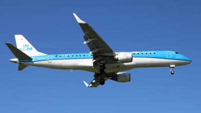A picture of PHEZD - Embraer E190STD - KLM - © flr_spotter