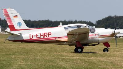 D-EHRP - Morane-Saulnier MS-893A Rallye Commodore 180 - Private