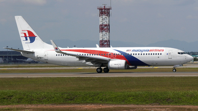 9M-MXI - Boeing 737-8H6 - Malaysia Airlines
