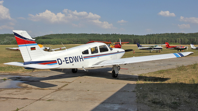 D-EDWH - Piper PA-28R-201T Turbo Cherokee Arrow III - Private