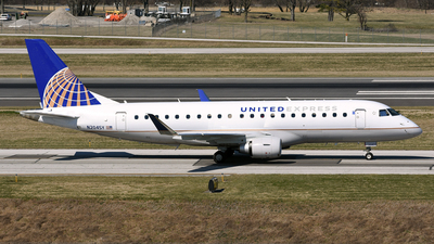 N204SY - Embraer 170-200LR - United Express (SkyWest Airlines)