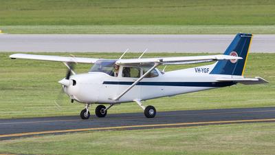 VH-YGF - Cessna 172R Skyhawk II - Singapore Flying College