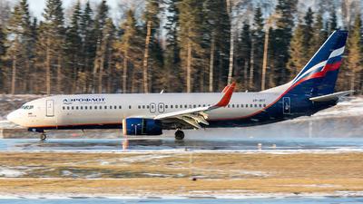 A picture of VPBCF - Boeing 7378LJ - Aeroflot - © Svyatoslav