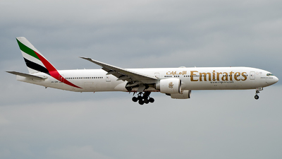 A6-EQB - Boeing 777-31HER - Emirates