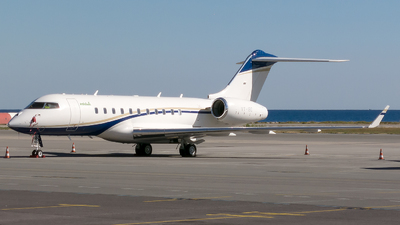 A picture of VTIBG - Bombardier Global 5000 - [9658] - © Eric Verplanken