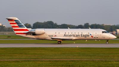 N430AW - Bombardier CRJ-200LR - American Eagle (Air Wisconsin)