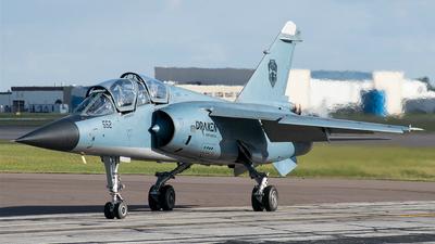 N552EM - Dassault Mirage F1B - Draken International