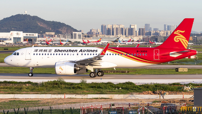 B-30DQ - Airbus A320-271N - Shenzhen Airlines