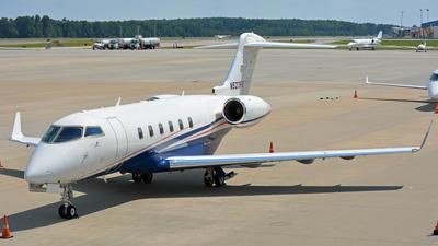 N523FX - Bombardier BD-100-1A10 Challenger 300 - Bombardier FlexJet