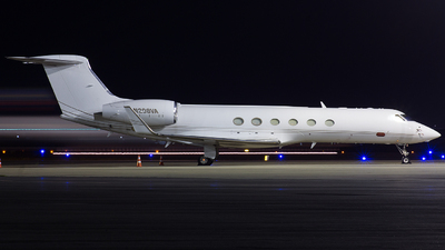 N208VA - Gulfstream G-V - Private
