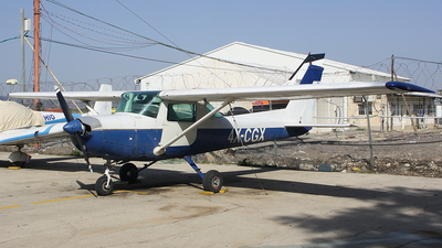 4X-CGX - Cessna 152 - Megiddo Aviation