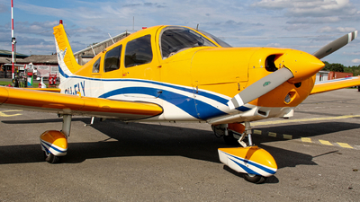 A picture of 9HFLY - Piper PA28161 - [288116109] - © Jez-UK